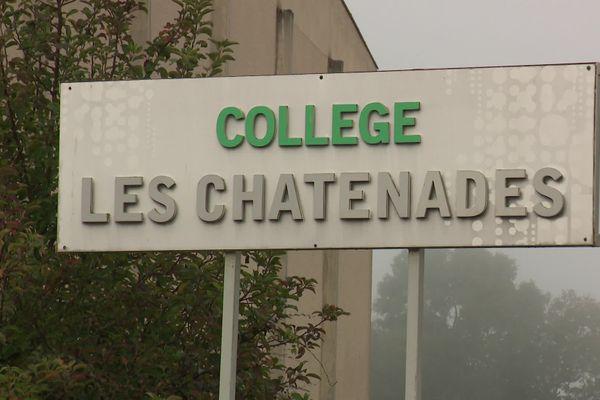 Collège Les Chatenades de Mussidan
