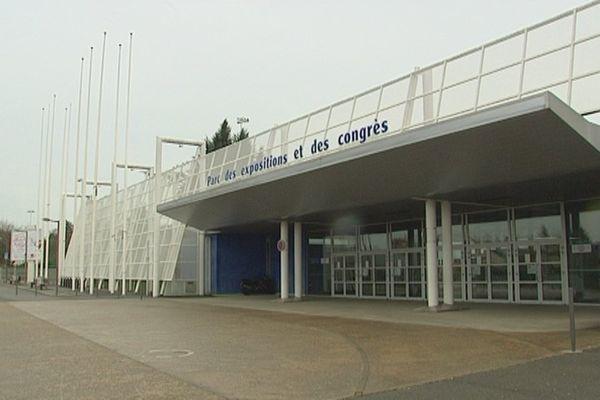 Parc des expositions d'Orléans