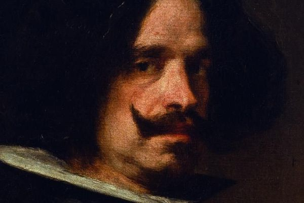 Diego Velázquez, Autoportrait, vers 1650, 45 x 38 cm, huile sur toile.