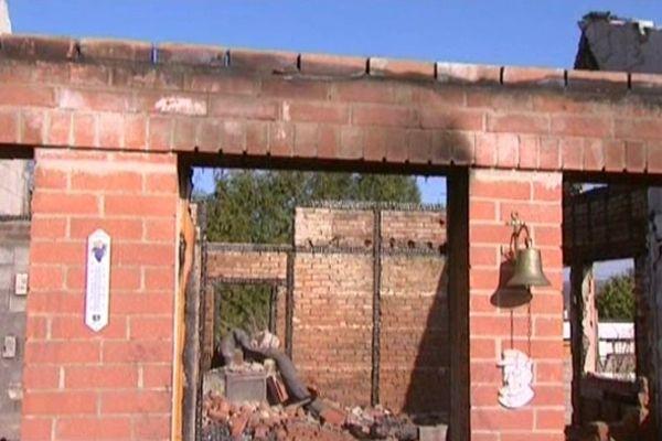 Un incendie a ravagé une habitation ce week-end à Coulonvillers dans la Somme
