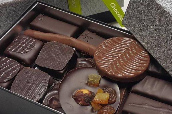 """Chocolat bio """"Les Champs du Destin"""""""