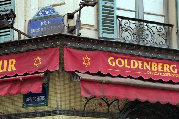 L'attentat de la rue des Rosiers a été perpétré le 9 août 1982 à Paris dans le restaurant Jo Goldenberg du quartier du Marais.