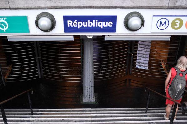 La grève à la RATP avait paralysé le métro parisien le 13 septembre dernier.