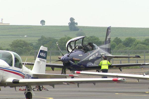 La base 709 de Cognac-Châteaubernard forme 170 pilotes de combat chaque année
