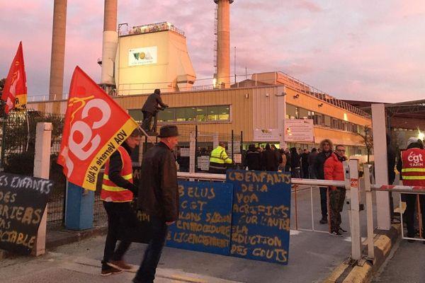 La VOA d'Albi connaît depuis ce mercredi matin un mouvement de grève