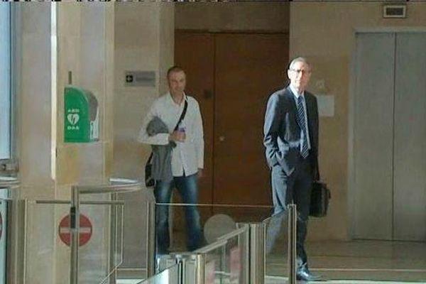 Eric Arella, ancien directeur de la police judiciaire en Corse a entameésa déposition ce mardi 12 mai dans la matinée.