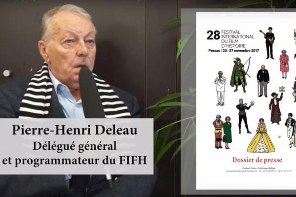 Pierre-Henri Deleau, programmateur du festival, regrette de n'avoir pas pu obtenir certains films.