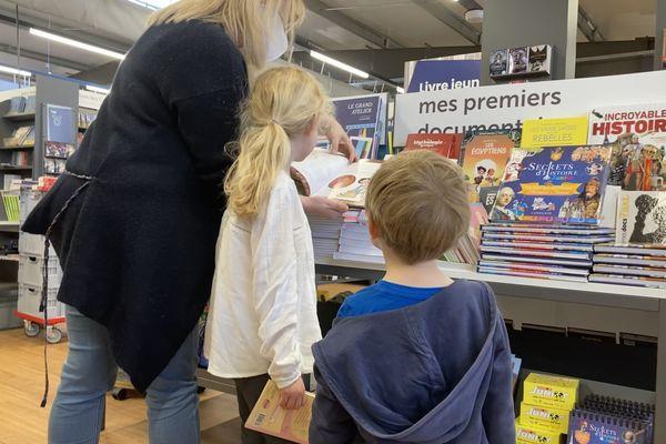 Le succès du livre jeunesse
