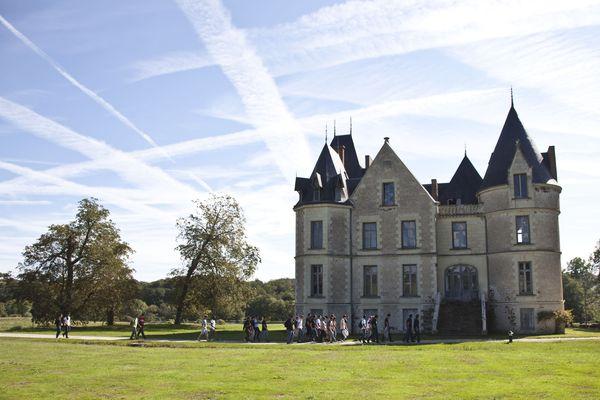 Le domaine de Boisbuchet, à Lessac en Charente, organise une visite dans le cadre des Journées de l'Architecture.