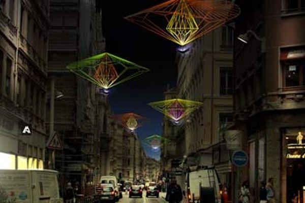 illuminations commerçantes Cette année, 27 associations commerçantes se mobilisent, du 23 novembre au 2 janvier pour parer les vitrines et les rues de lumières et de couleurs festives.