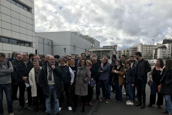 Mercredi à Tours, les journalistes de la NR en grève