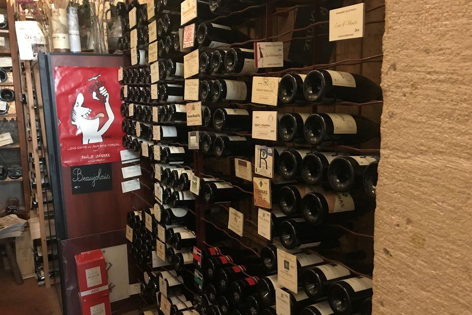 En 2020, les cavistes ont bénéficié de l'amour des Français pour le vin