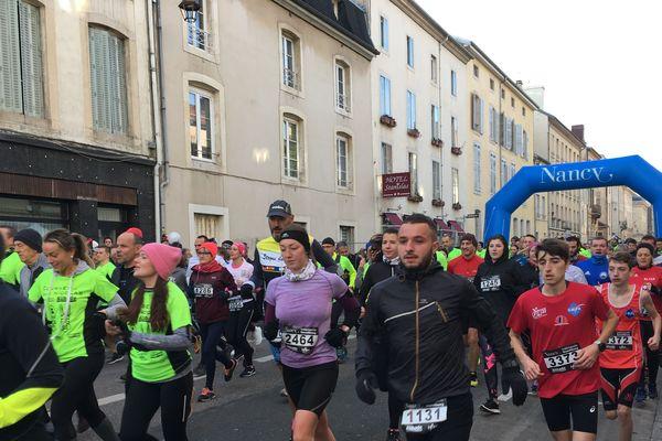 4.000 coureurs ont bravé le froid ce dimanche 24 novembre 2019