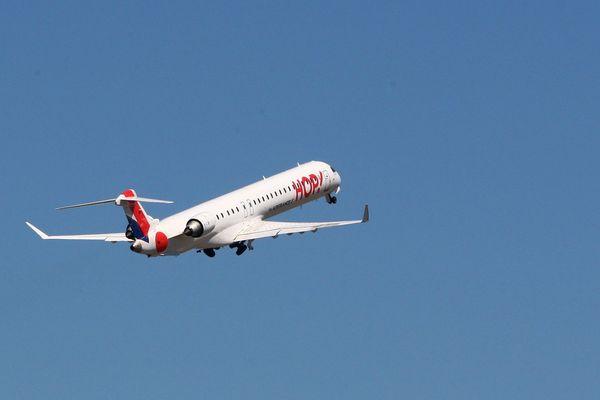 La liaison sera assurée par Hop! filiale d'Air France à raison d'une rotation chaque dimanche entre
