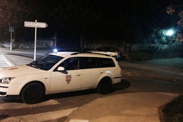 29/03/15 - Des coups de feu ont été tirés dans la soirée de dimanche devant la permanence d'un candidat dans le canton de Bastia 3