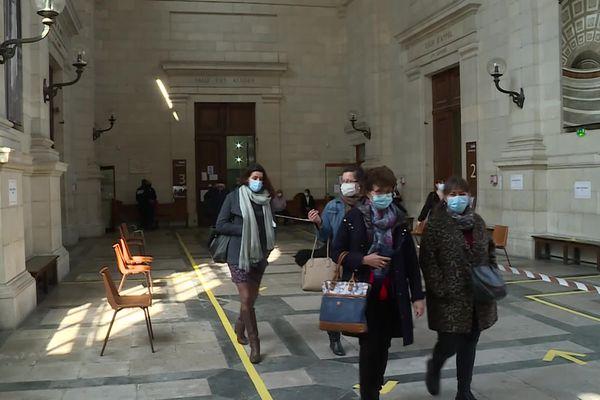 Les témoins se sont succédé au procès de Frédéric de Chérancé devant les Assises des Pyrénées-Atlantiques. 10/03/21