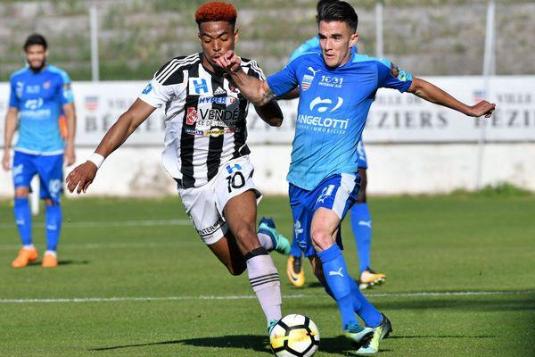 Béziers assure sa montée en Ligue 2 et envoie Les Herbiers en National 2 - 11 mai 2018