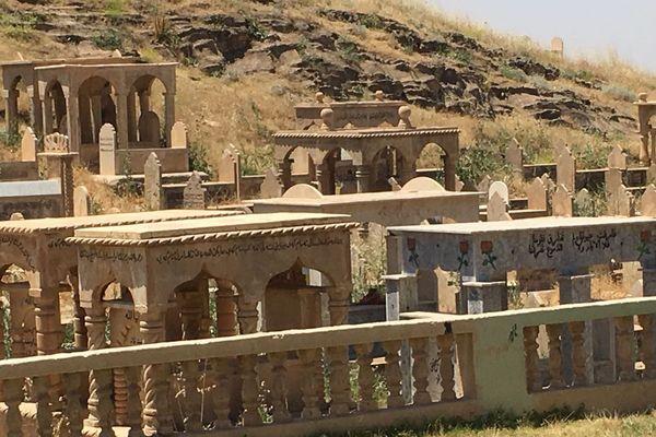 Le patrimoine est gage d'avenir et de dignité pour les populations selon Mesopotomia Heritage. L'association financée par l'Evêché de Lyon mène un travail actif d'identification et de référencement des sites de la culture Yezidi.