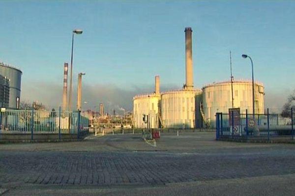 La raffinerie de petit-Couronne a été créee en 1929