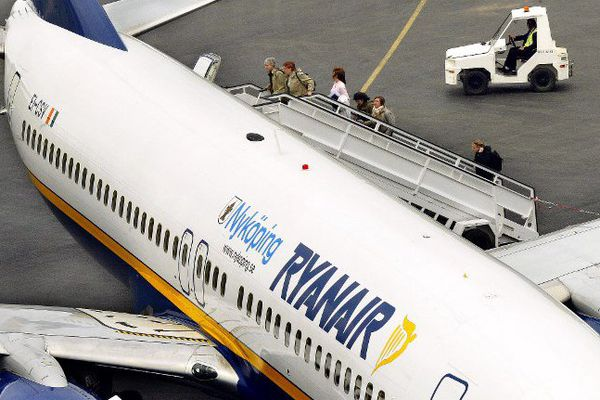 Ryanair a revu en baisse le nombre de passagers affectés, à 315.000 au lieu de presque 400.000.