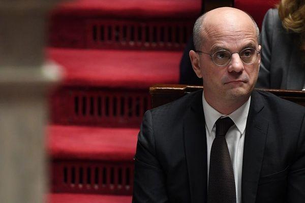 Jean-Michel Blanquer a confirmé la non-fusion des rectorats, jeudi 31 janvier 2019.