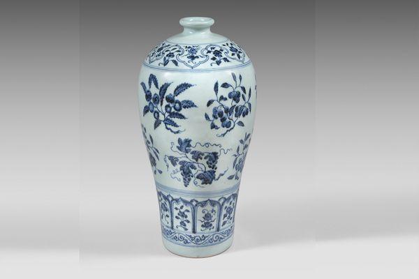 Le vase a été découvert près de Clermont-Ferrand, dans le Puy-de-Dôme. Il est mis aux enchères samedi 19 juin à partir de 14h30 et il est estimé à plus d'un million d'euros.