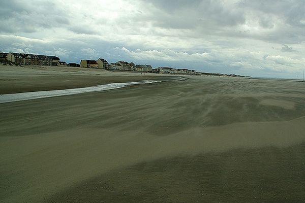 Des vents violents sont attendus sur la côte picarde