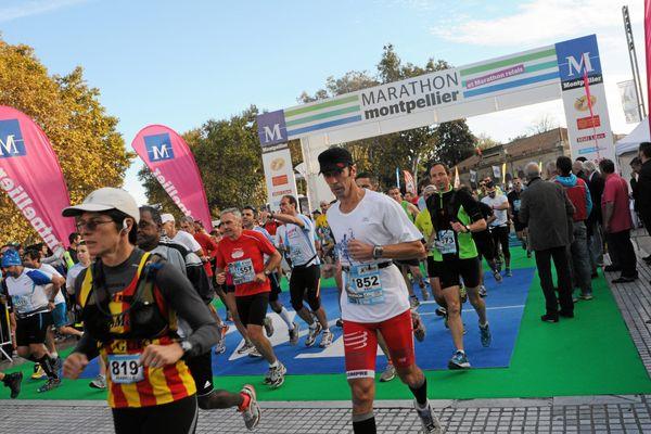 Montpellier - Chaque année, plus de 5 000 participants s'élancent pour participer à cette course.
