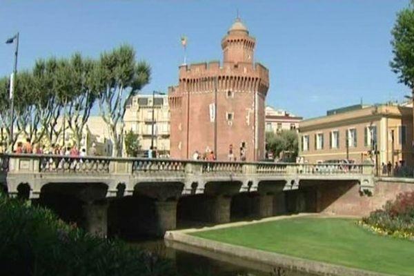 Une partie des animations aura lieu au pied du Castillet à Perpignan.