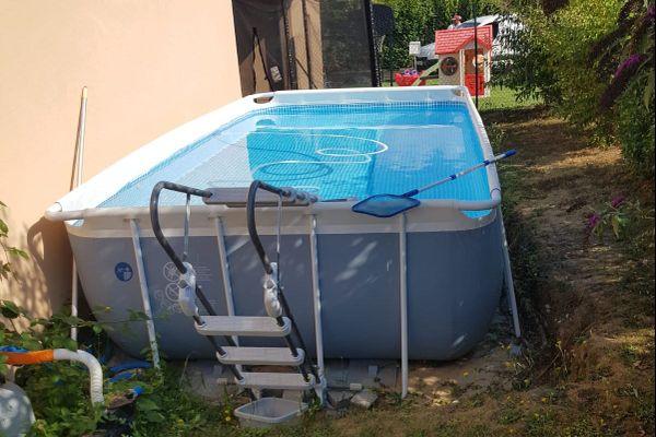 Les piscines peuvent être dangereuses pour les plus petits.