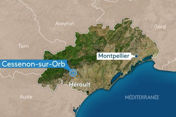 Cessenon-sur-Orb (Hérault)