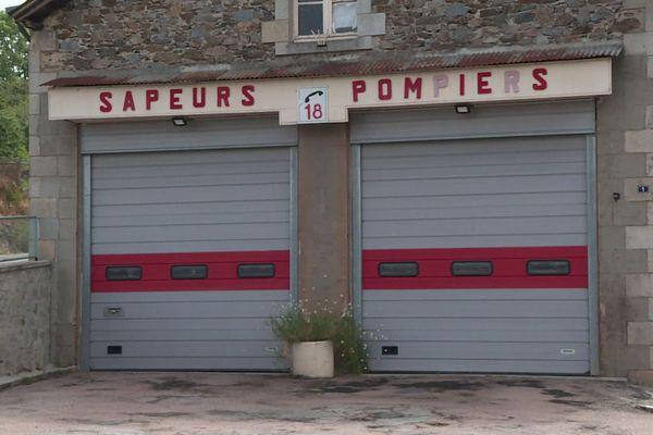 En Haute-Vienne, la caserne de Pierre-Buffière où le pompier reconnu coupable d'agression sexuelle officiait