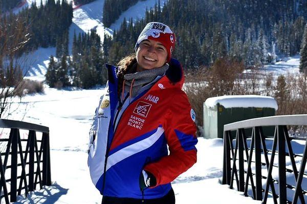 """Margot Bailet : """"Une aventure se termine... une autre commence."""" C'est par ces mots que la skieuse des Alpes-Maritimes a annoncé la fin de sa carrière professionnelle."""