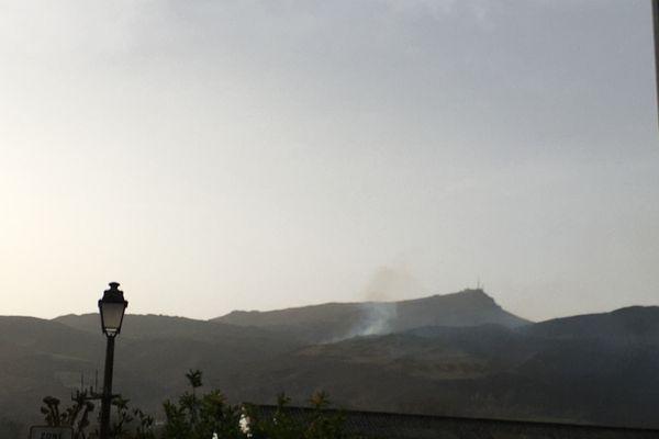 Les incendies au Pays basque sont sous contrôle ce dimanche 21/02/21.
