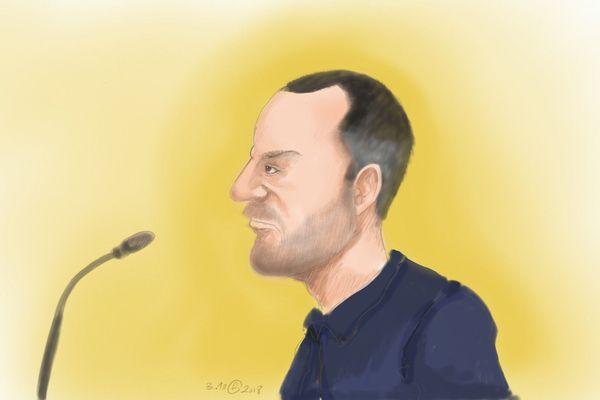 Emmanuel Tenret a été reconnu coupable du meurtre de son voisin britannique commis en 2014 près de Vire.