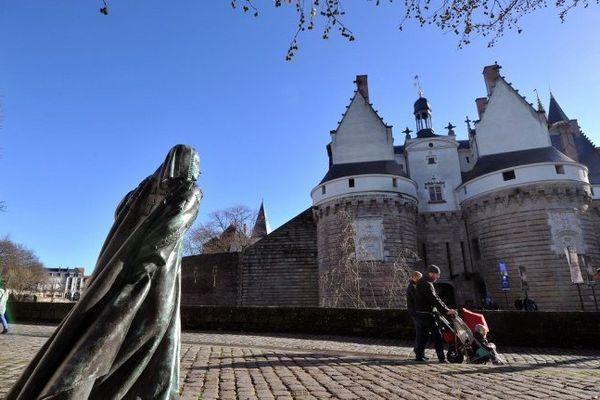 Nantes : Anne de Bretagne et le château des Ducs de Bretagne