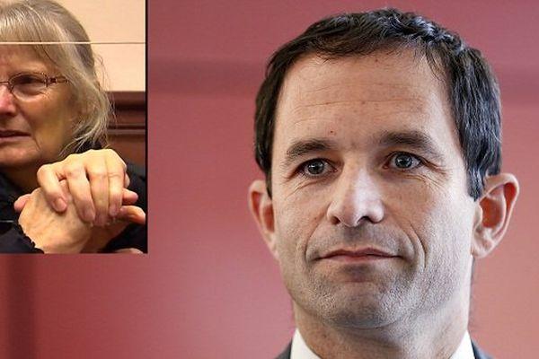 Benoit Hamon a rejoint le comité de soutien de Jacqueline Sauvage