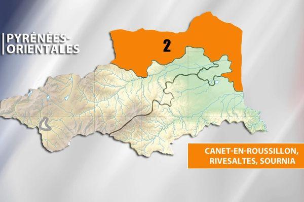 Législatives - 2e circonscription des Pyrénées-Orientales