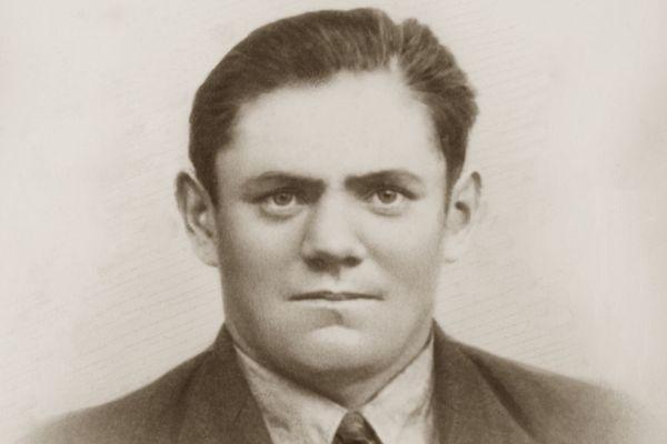 Photo d'André Gondet, résistant martyr