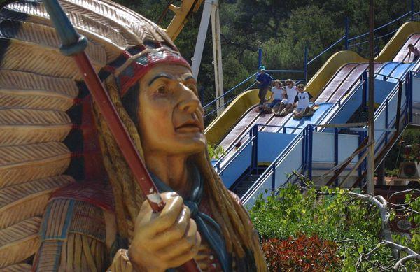Le parc OK CORRAL ouvrira le 11 juillet prochain.