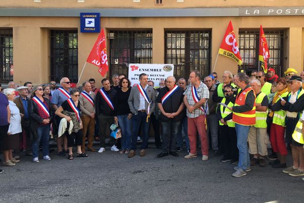 À Capendu, le bureau de poste est essentiel à la vitalité de la commune, selon la mairie