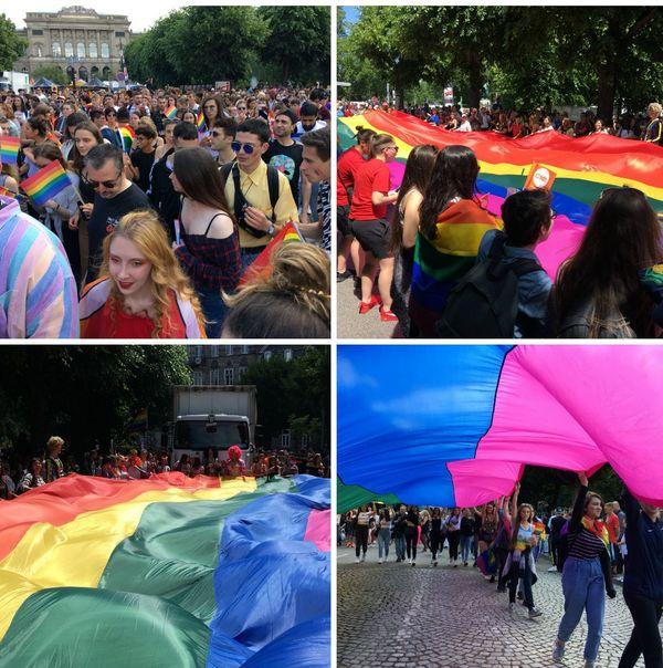 rencontre jeune gay parade a Reims
