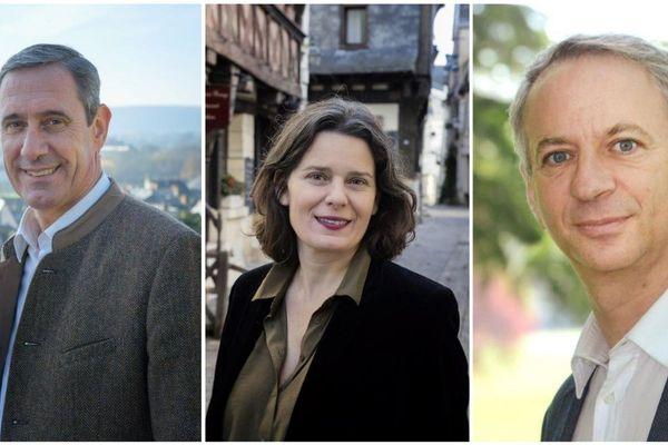 Jean-Luc Dupont / Fabienne Colboc / Laurent Baumel
