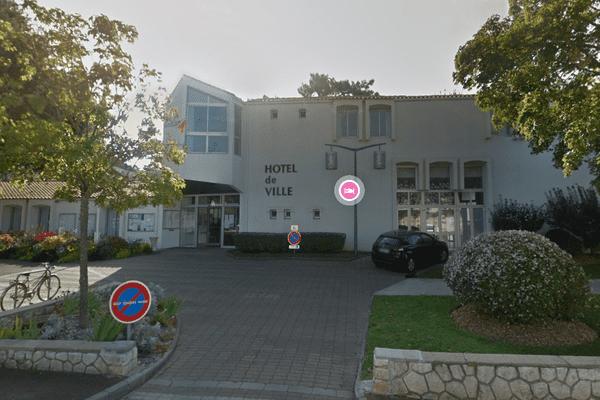 Mairie de Saint-Palais-sur-Mer