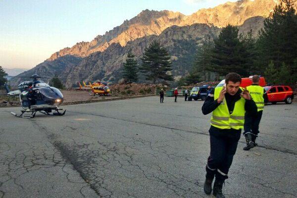 10/06/15 - Trois randonneurs tués et 2 blessés graves dans un accident de montagne sur le GR 20 en Corse