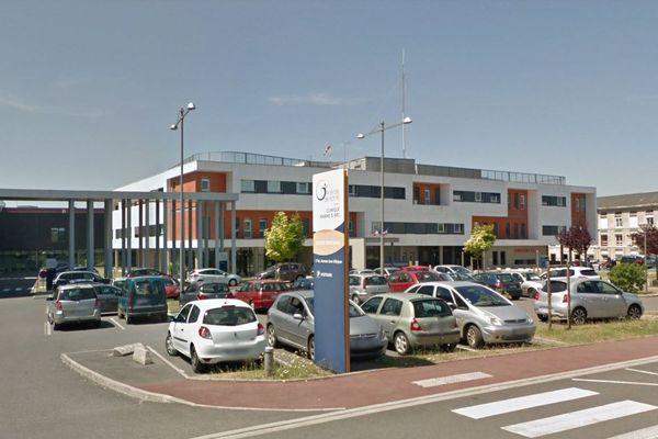 La clinique Jeanne d'Arc, à Gien, fait partie des sites gérés par Ramsay GDS