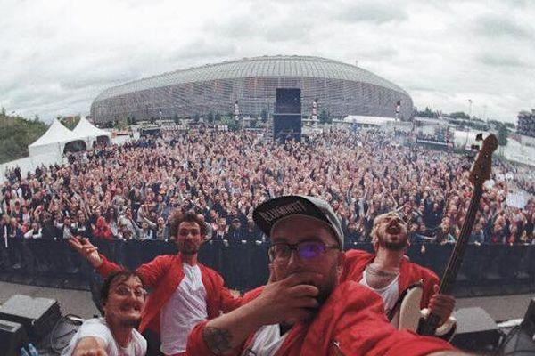 Big JUNIOR en concert à Lille