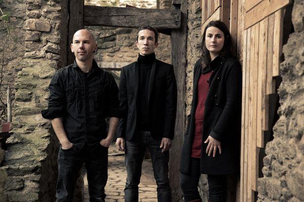 Descofar : Yvon Molard, Nikolaz Cadoret et Alice Soria-Cadoret.