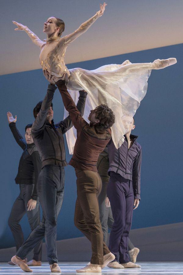 Le ballet La belle de Jean-Christophe Maillot