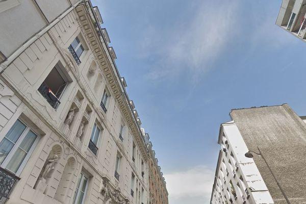 L'appartement attaqué par les flammes se situe rue de Montreuil, dans le 11e arrondissement (illustration).